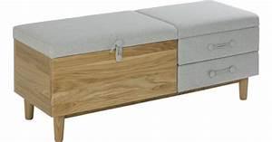 hako banc avec rangement habitat With tapis de souris personnalisé avec habitat canape reiko