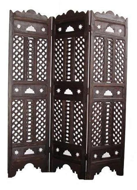 Taza room divider, moroccan room panel divider