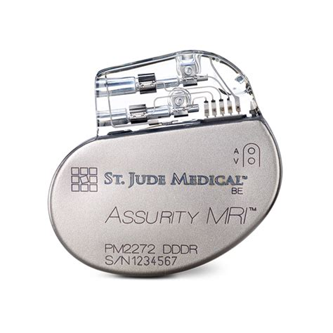 Assurity MRI™ Pacemaker | St. Jude Medical