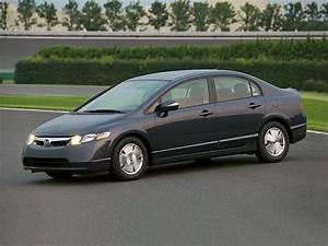 2007 Honda Civic Hybrid Information