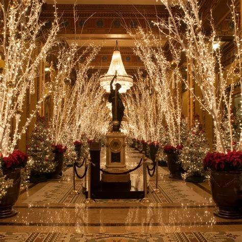 roosevelt hotel new orleans at christmas my nola pinterest
