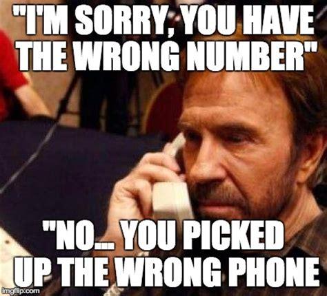 Wrong Number Meme - wrong number meme generator image memes at relatably com