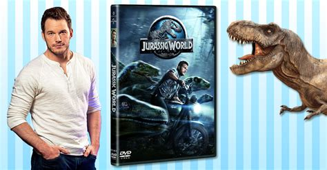 Free Competition For Jurassic World Dvd