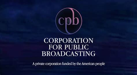 (cpb) Corporation For Public Broadcasting 90's Custom Id