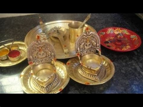 pooja materials cleaning tips  tamil   clean