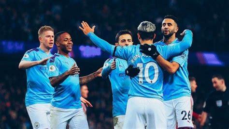 Live Score Tottenham Hotspur vs Manchester City Liga ...