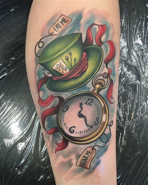 1000+ Ideas About Wonderland Tattoo On Pinterest Tattoo
