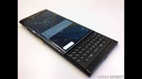 blackberry venice priv look