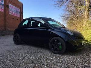 For Sale  Nissan Micra With A Turbo 4g63 And Evo 4wd