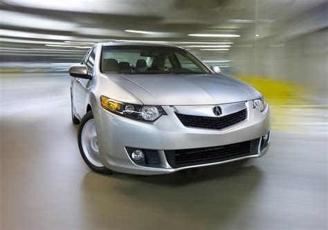 2009 acura tsx top speed