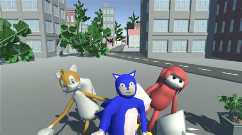sonic knuckles tails    movies  drkr