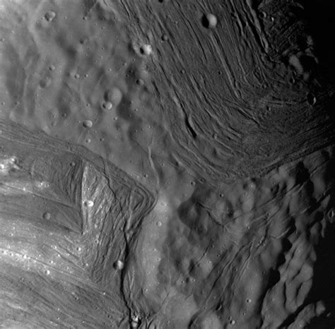 Miranda: Probably The Strangest Of Uranus' Moons ...