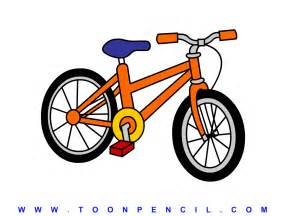 Easy Drawings for Kids Bicycle