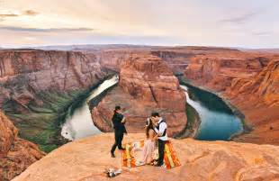 beautiful wedding rings magical elopement at horseshoe bend justin green wedding shoes weddings fashion