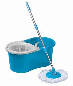 Rinnovare bucket mop floor cleaner blueplastic buy for Mop for floor wipes