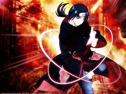 Itachi Naruto Uchiha Anime Wallpapers Pc Background