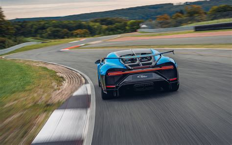 The bugatti chiron was unveiled at the geneva motor show today, and with the reveal came official confirmation that the chiron is fast. You Can Finally Drive The Bugatti Chiron Pur Sport, But ...