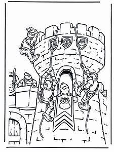 Burg 1 Malvorlagen Schlsser