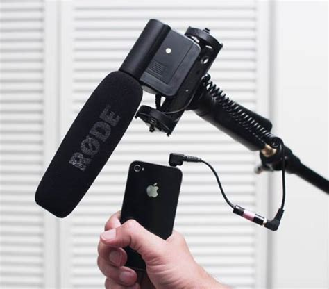 iphone microphone iphone 4 as audio recorder with external mic a comparison