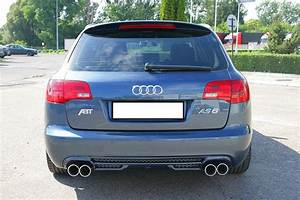 Audi A6 Break 2006 : ornament eleron spoiler hayon haion luneta audi a6 c6 4f avant break kombi caravan s6 rs6 sline ~ Gottalentnigeria.com Avis de Voitures