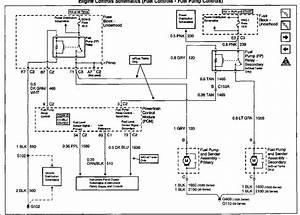 I Need A Wiring Diagram For A 2002 Gmc Yukon For The Fuel Pump Circuit