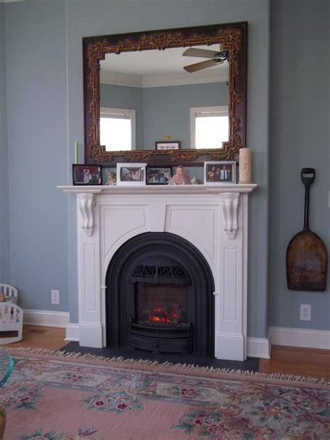 standard height   fireplace mantel quora