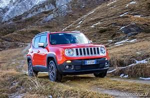 Jeep Renegade Essai : essai jeep renegade 2 0 multijet 140 4x4 bvm6 bva9 ~ Medecine-chirurgie-esthetiques.com Avis de Voitures