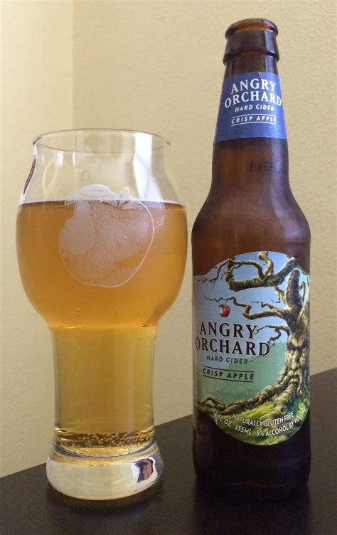 A New Glass From Angry Orchard Designed Specifically for Cider