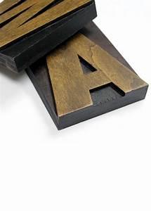 o large letter press blocks With huge letter blocks