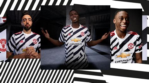 Man Utd press release for adidas third kit in the 2020/21 ...