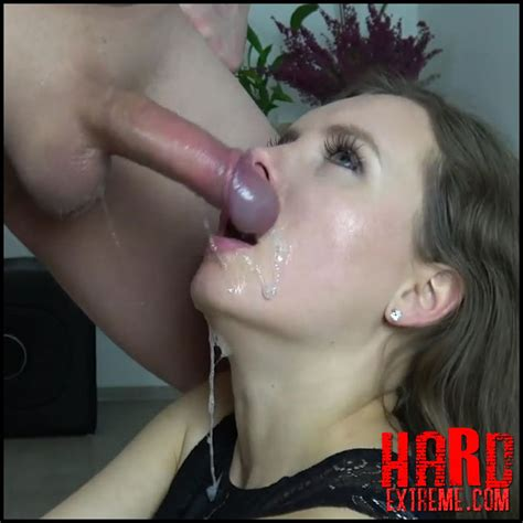 Cumming Balls Deep Throat