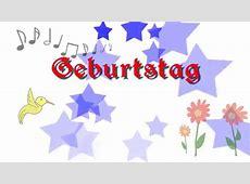 Lustige Geburtstagsgrüße mit Musik Zum Geburtstag viel