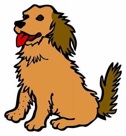 Clipart Dog Hund Ear Coloured Transparent Svg