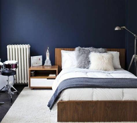 decoration de chambre de nuit deco chambre bleu nuit design de maison