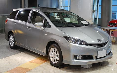 toyota motors japan toyota wish wikipedia