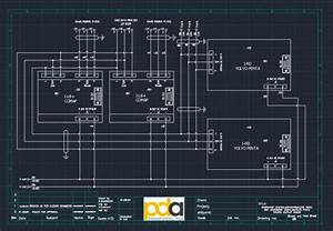 Do Electrical House Wiring In Autocad Logo Design  Vector