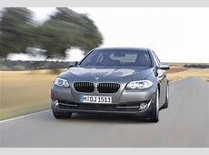 Offizielle Bilder & Infos Der neue BMW 5er F10