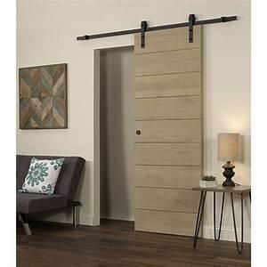 Horizontal, Wood, Barn, Door, -, Walmart, Com