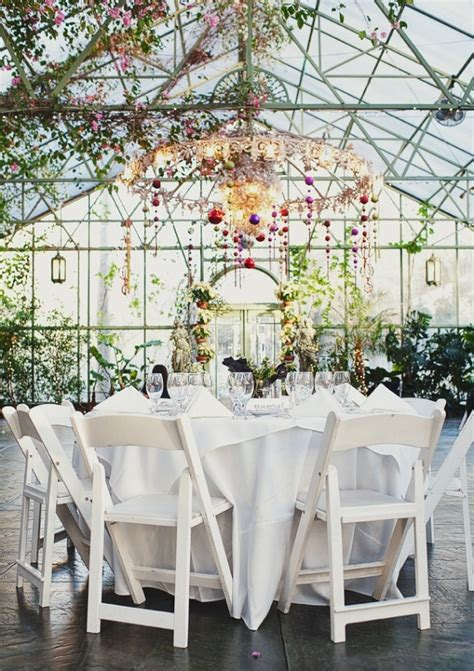 Bridal Shower Tablescapes by Trouwen In De Winter Kies Dan Een Van Deze Originele