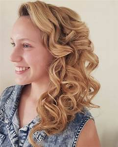 Side Hairstyles for Prom: Gorgeous Side Prom Hairstyles