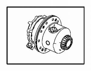 Jeep Commander 4wd Actuator  Differential Lock Wiring