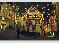 Baden Christmas Lights – Baden, Austria Innovative Rigging