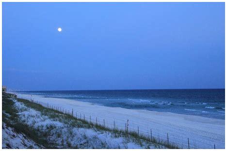 full moon   beaches  south walton walton outdoors