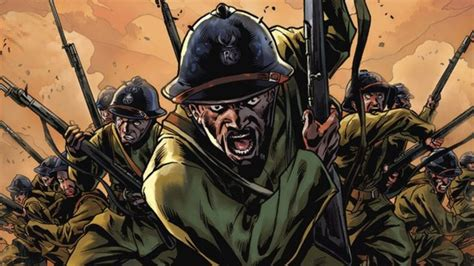 Most Decorated Us Soldier In Ww1 by Harlem Hellfighters The All Black Regiment Of Ww1 News
