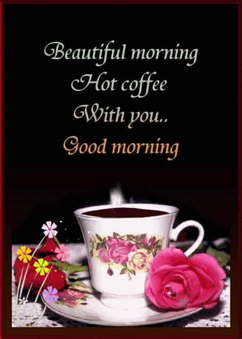 beautiful morning hot coffee   good morning pictures   images  facebook