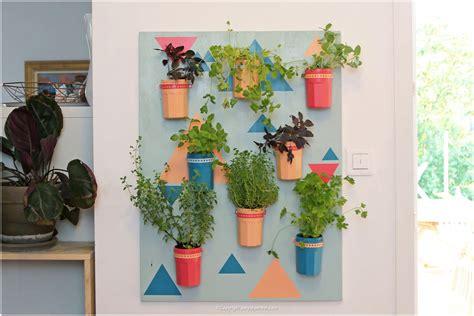 cuisine marseille diy couleurs et senteurs un mur de plantes aromatiques