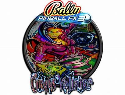 Pinball Voltaire Williams Cirqus Volume Bally Forums
