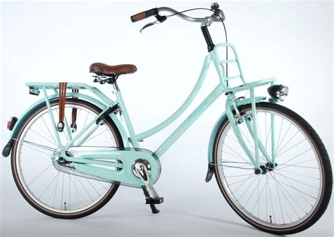 fahrrad mädchen 26 zoll volare 26 quot zoll hollandrad excellent hellblau fahrrad