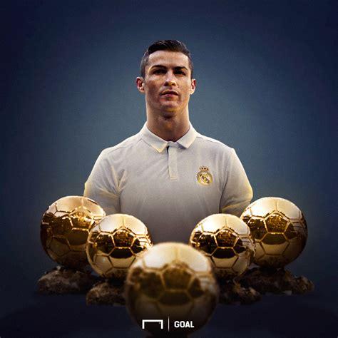 Cristiano Ronaldo wins fifth Ballon d'Or to equal Lionel ...