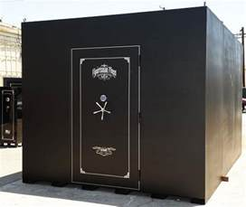 Custom Built Gun Cabinets by Big Gun Safes Large Capacity Gun Safes Double Door Gun